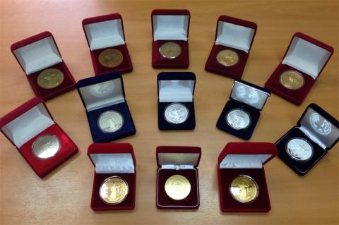 Медали ЦентрПрограммСистем